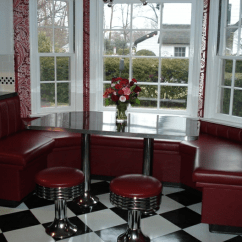 Kitchen Dinette Pictures Of Designs Marian's Window Booth: Seating, Bar Stools ...
