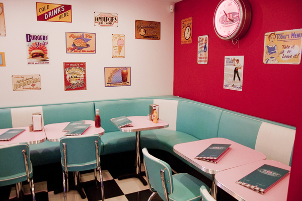 Happy Days Diner