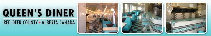 banner Queens Diner