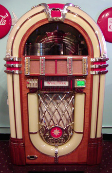 pub kitchen table wallpaper borders for kitchens vintage 1946 wurlitzer 105 jukebox bubbler bars and booths