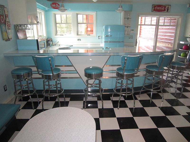 Retro Diner Bowling Alley Michigan  for Rick  Terri