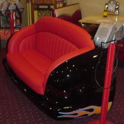 Retro Dining Room Table And Chairs Papasan Chair Double Custom Car Seat Sofa, Furniture, Seating, Game