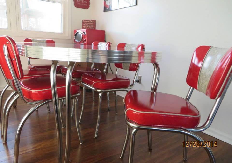 Sheryl's Dinette Set, Wyoming, MI