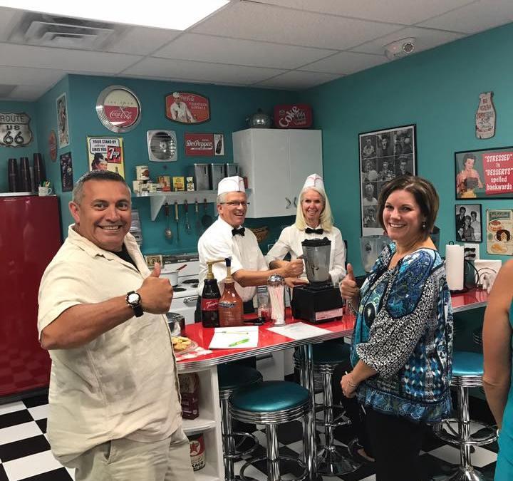 Indiana Health Group (IHG) Diner