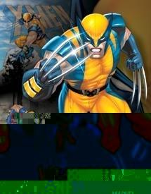 Wolverine Tin Sign