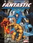 Fantastic Four Tin Sign