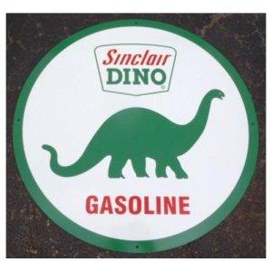 Conoco Gas Logo Tin Sign