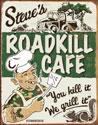 Schonberg - Steve's Cafe Tin Sign