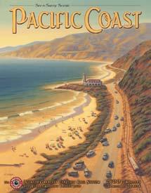 Erickson - Pacific Coast Tin Sign