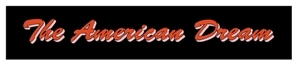 HAR-006 - Harley Davidson- The American Dream Decal