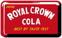 """RC Cola Decal - 11"""" x 18"""""""