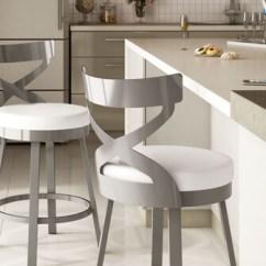 Kitchen Bar Chairs Splash Guard Sink Stools Comfortable Barstool Comforts Amisco