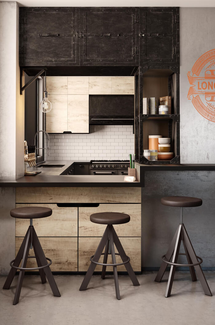 industrial kitchen stools restoring cabinets amisco uplift backless adjustable stool modern free shipping s architect in