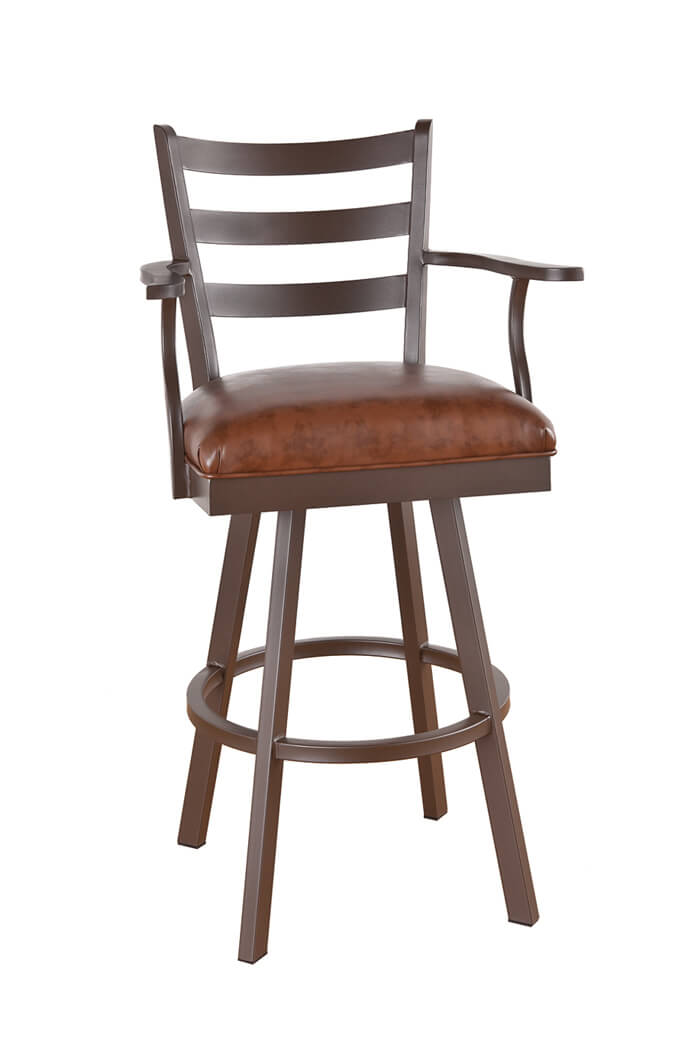 Buy Callee Claremont Swivel Stool for Big  Tall Guys
