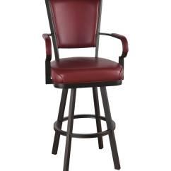 Black Metal And Wood Dining Chairs Pottery Barn Aaron Chair Look Alike Buy Callee Laguna Extra Tall Swivel Bar Stool • Barstool Comforts
