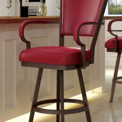 Vanity Chair With Back Baby Travel High Buy Callee Laguna Extra Tall Swivel Bar Stool • Barstool Comforts
