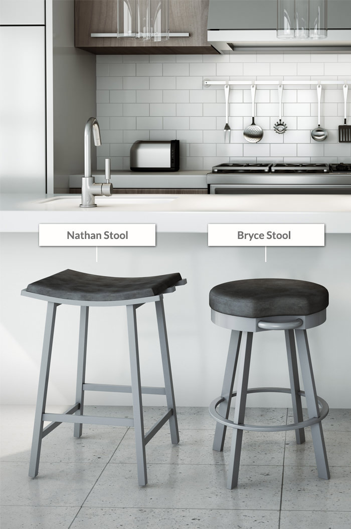 pub height chairs minnie mouse chair buy amisco nathan modern saddle bar stools • barstool comforts