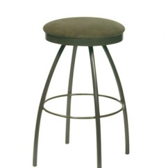 Backless Chair Height Stool Table And Rentals Prices Trica Adam Swivel For Modern Kitchens - Free Shipping!