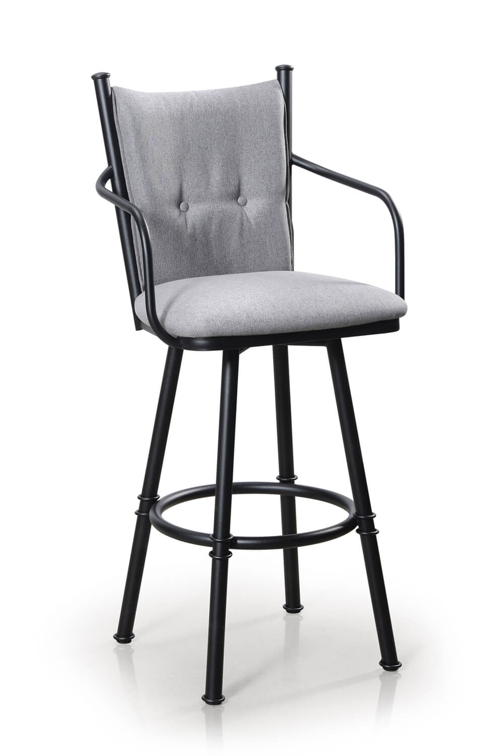 Buy Trica S Arthur Swivel Kitchen Counter Bar Stool W Arms
