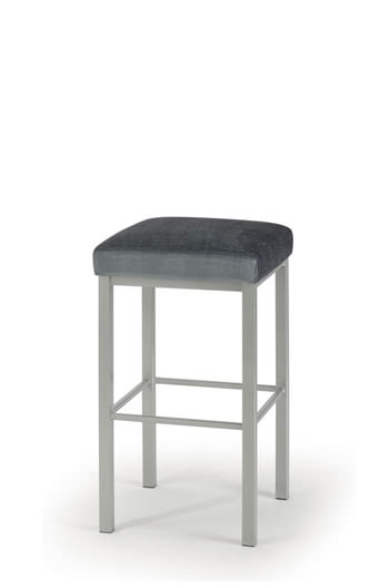 Tricas Day Modern Square Seat Backless Counter Stool