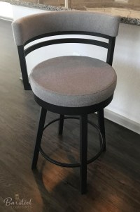 Amisco Ronny Swivel Stool