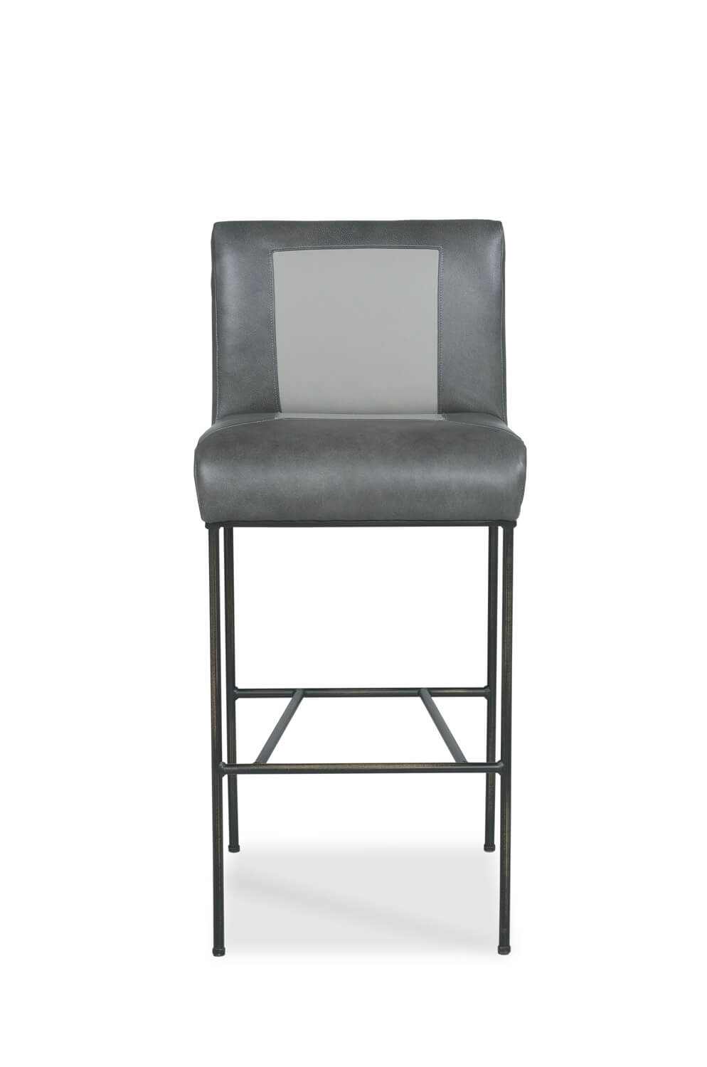 Upholstered Bar Chairs Appollo Upholstered Bar Stool With Back