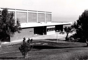 1965 Our new Gym!