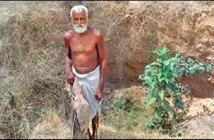 ১৮ মাসে কুয়া খনন করলেন ৭০ বছর বয়সী বৃদ্ধ