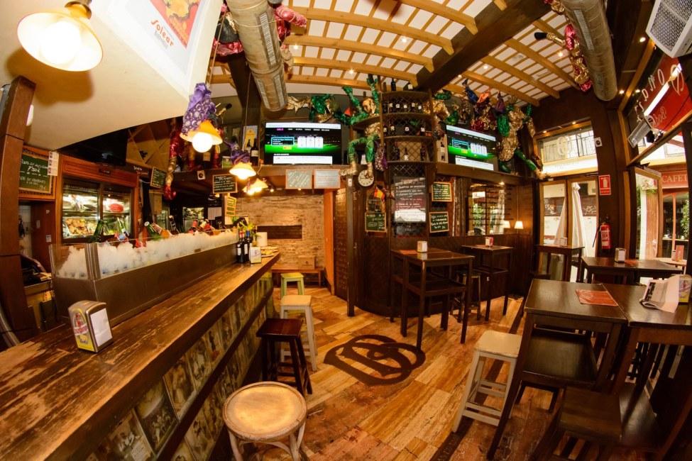 mejores bares tapas sevilla
