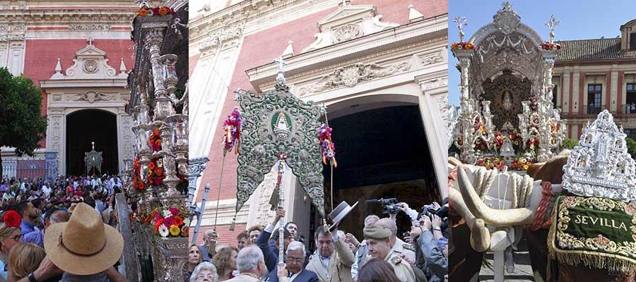 rocío pilgrimage seville