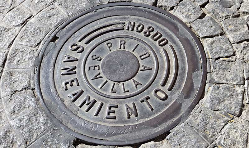 no8do in seville drain cover