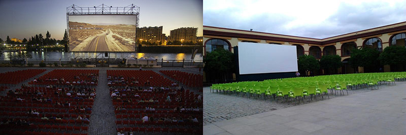 cinema seville summer