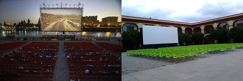 cine sevilla en verano