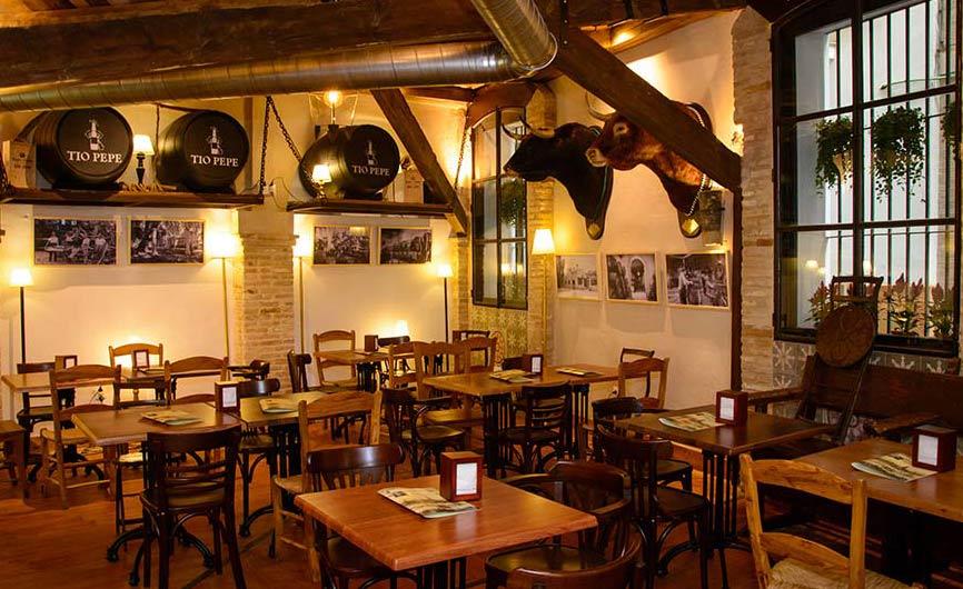 pelayo bar seville