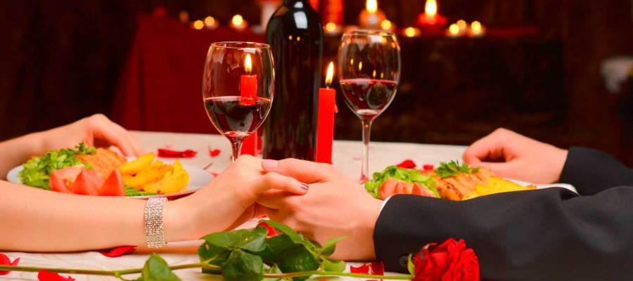 Cena romántica en Sevilla para San Valentín