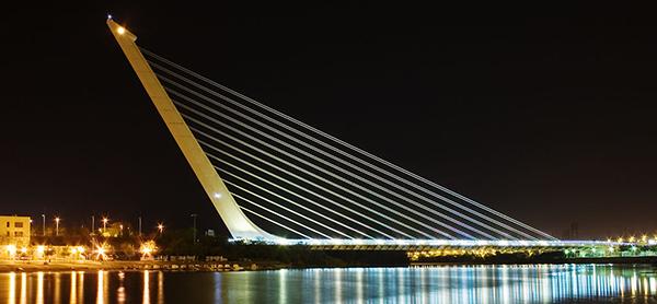 puentes expo de sevilla 92