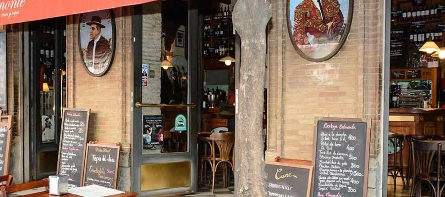 Taberna Belmonte, toros y vino en Sevilla