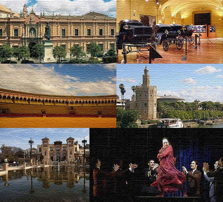 museums in seville for free