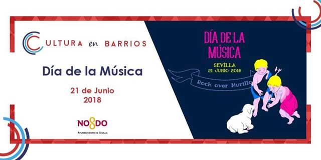 dia europ'eo de la musica sevilla 2018