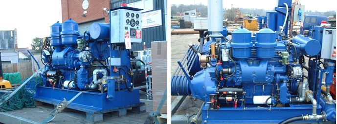 Detroit Engine | Overhaul | Servicing | Repairs | Spares | Installations