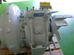 Napier NA295 Turbocharger after overhaul by Bartech