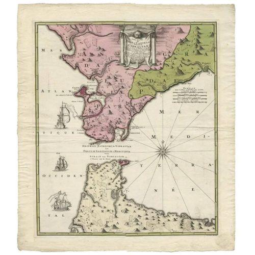 Gibraltar Maps