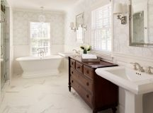 The Classic Bathroom   Bartelt. The Remodeling Resource