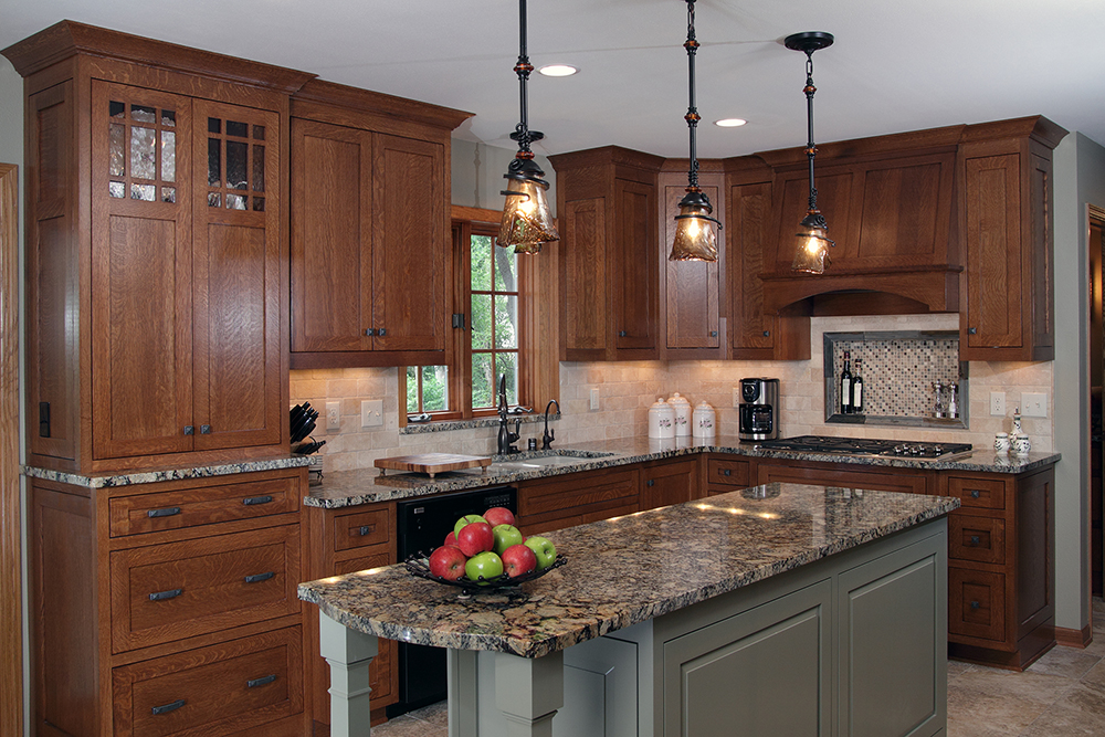 rustic painted kitchen cabinets buy modern online calacatta marble archives - bartelt remodeling
