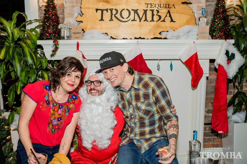 Tequila Tromba Holiday Party