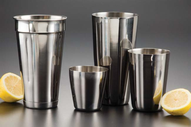 Choosing the right cocktail shaker.