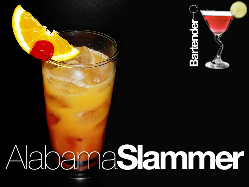 How Do You Make The Drink Alabama Slammer