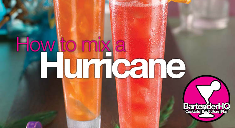 Hurricane Cocktail Recipe
