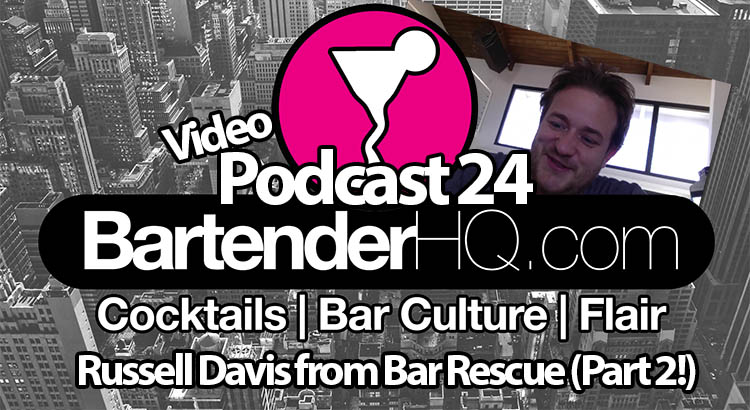 Russell Davis from Bar Rescue, interview part 2