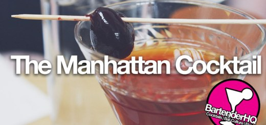 Manhattan-Cocktail